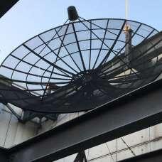 Спутниковая сетчатая антенна KTI 3.8м б/у