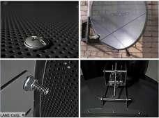 Перфорированная спутниковая антенна Lans-120