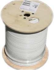 Коаксиальный кабель Commscope F660BV - бухта 305м.