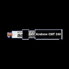 Коаксиальный кабель Andrew CNT-240 черный
