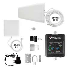Комплект VEGATEL VT-3G KIT ДОМ LED