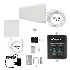 Комплект VEGATEL VT-1800 LED2