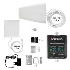 Комплект VEGATEL GSM-900E/3G ДОМ