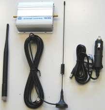 Комплект автомобильного gsm усилителя ТАУ 918