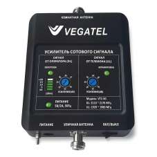 Комплект VEGATEL VT2-3G kit LED (дом)