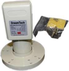 Конвертер DreamTech GTP Q44, С диапазон