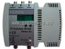 Модулятор тв Terra MT 29C стерео