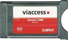 Модуль доступа Viaccess SMIT DUAL CAM ver.4.1
