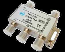 Ответвитель TAH 310F на 3 отвода -10дБ