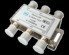 Ответвитель TAH 424F на 4 отвода -24дБ