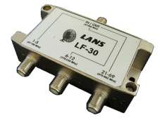 Сумматор LANS LF-30 метры/дециметры