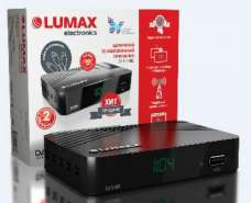 Эфирный цифровой ресивер Lumax DV2105HD