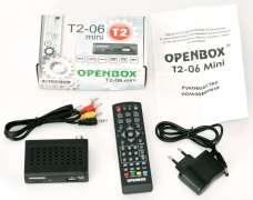 Эфирный ресивер Openbox T2-06 MINI DVB-T2