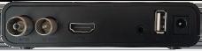 Эфирный цифровой ресивер World Vision T62D