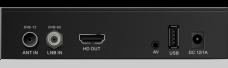 Эфирный цифровой ресивер World Vision Foros Combo