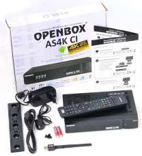 Спутниковый ресивер Openbox AS4KCI