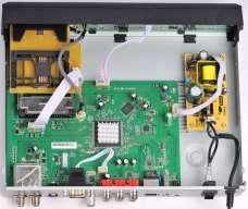 Спутниковый ресивер Openbox S3 CI HD