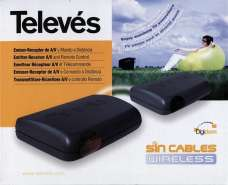 Видеосендер Televes 7307 2.4ГГц