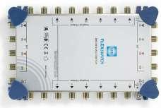 Мультисвитч спутниковый WISI DRС 0512 5x5x12