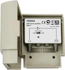 Усилитель мачтовый Terra AB 011 DVB-T2