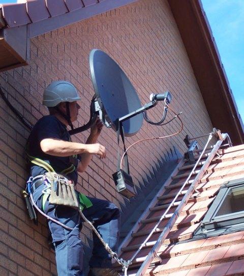 антенный мастер в Москве