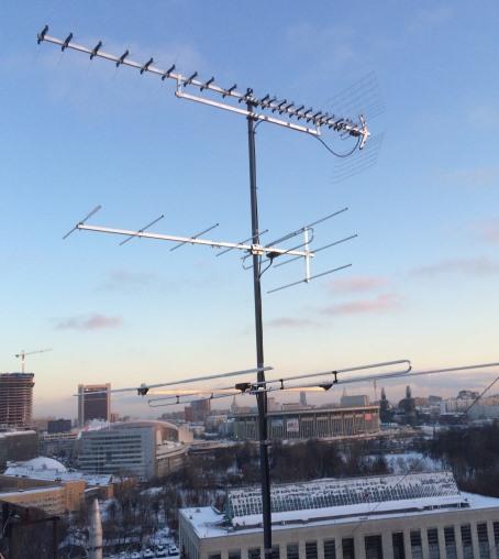 Ремонт эфирной антенны
