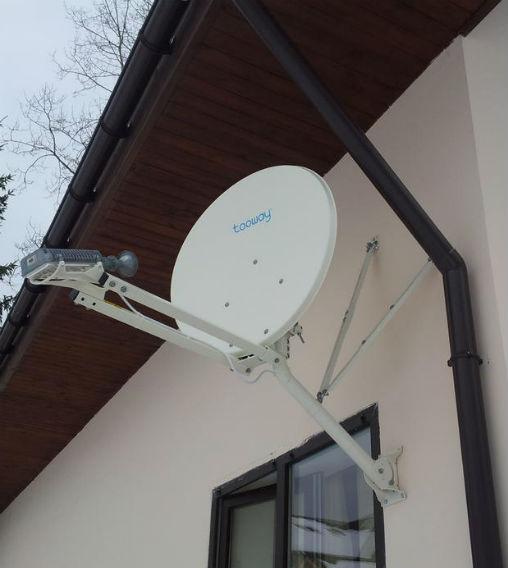 проводной интернет на дачу в подмосковье