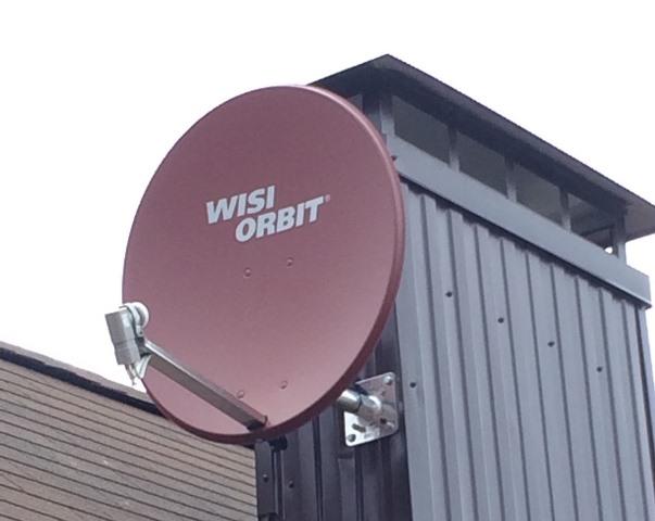 Спутниковое телевидение для дачи