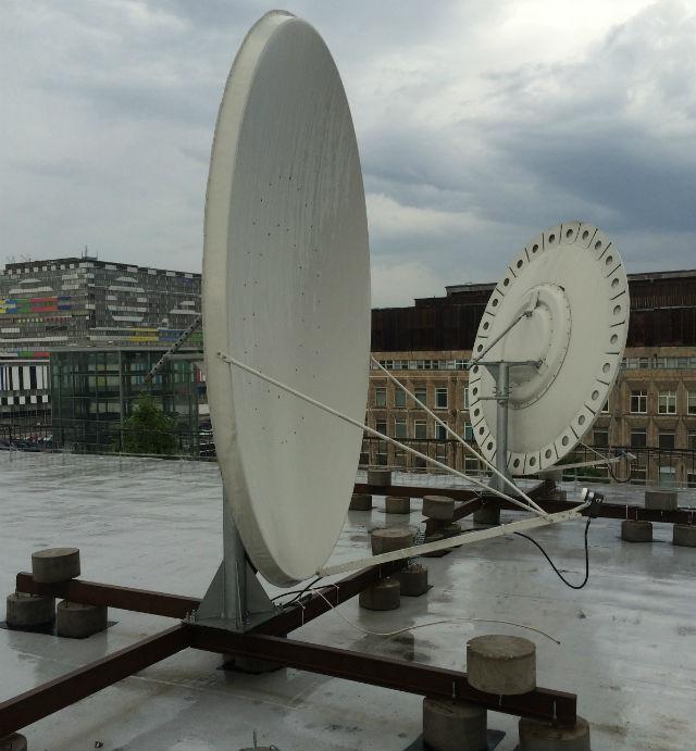 установка телевидения SKY