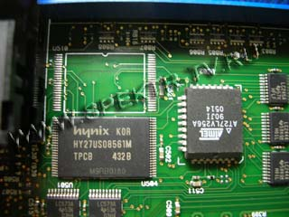 NAND flash в dreambox dm 7025s