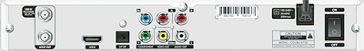 Задняя панель Continent CHD-02/IR