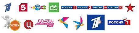 Бесплатные каналы Континент ТВ