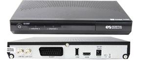 GS 8307 для подключения триколор тв