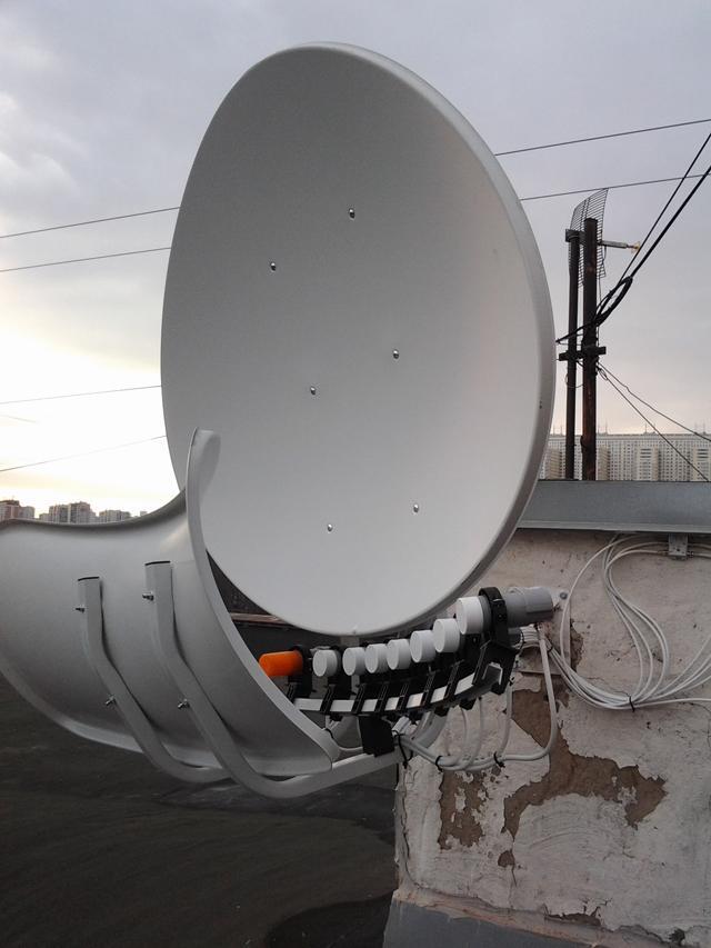спутниковые антенны конструкция рисунки фото навес
