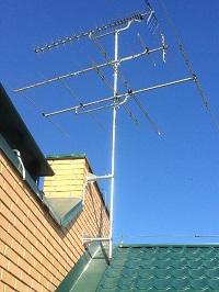 Установка тв антенны в Подмосковье