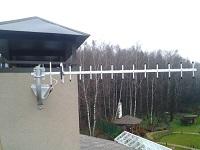 Установка внешней антенны