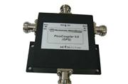 Например: на приемную антенну с активным усилителем.  Делитель мощности входного сигнала на три выхода.
