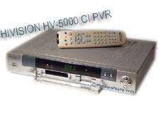 Спутниковый ресивер Hivision HV-5000 CI PVR