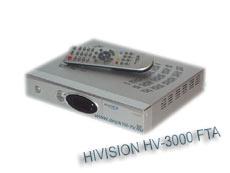 Спутниковый ресивер Hivision HV-3000 FTA