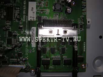 humax hdci 2000 ci интерфейсы